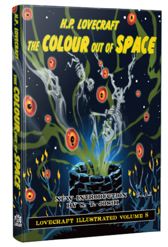 The Colour out of Space [hardcover] by H. P. Lovecraft